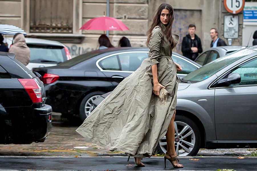 ミラノコレクション セレブ ファッショニスタ ストリートスナップ グッチ ファッションウィーク
