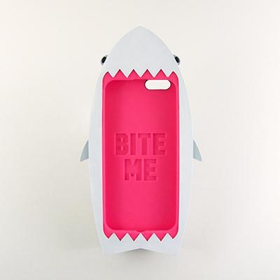 ヴィクトリアズ シークレット ピンク ビクトリア  iPhone6/6sケース スマホ シリコン シャーク