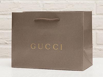 グッチ クリスマスプレゼント ギフトバッグ ショップバッグ ブランド紙袋
