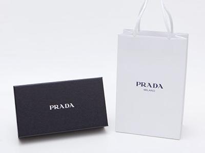 プラダ ショッパー ショップ袋 紙袋 プレゼント用 ギフトラッピング
