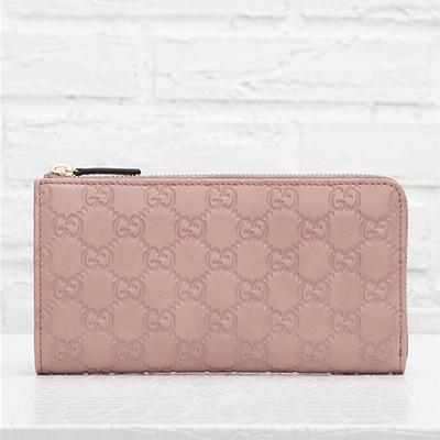 グッチ 財布 ピンク 長財布
