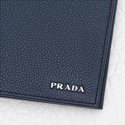 プラダ 財布 メンズ 二つ折り
