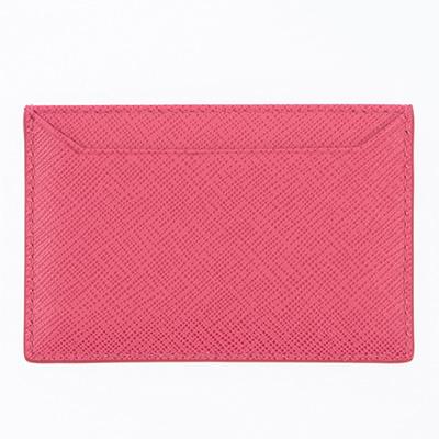 プラダ カードケース サフィアーノ パスケース ピンク